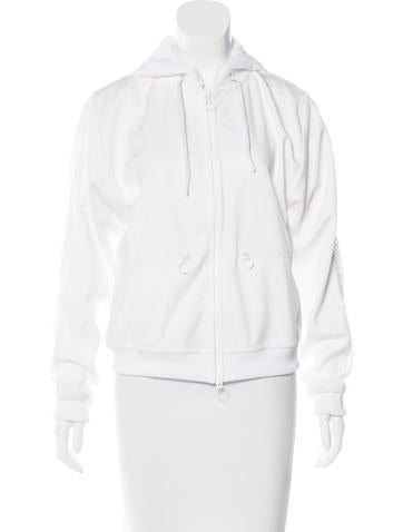 Stella McCartney for Adidas Hooded Track Jacket w/ Tags None