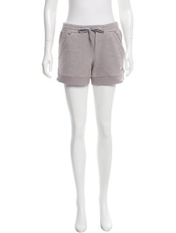 Stella McCartney for Adidas Drawstring Mini Shorts w/ Tags None