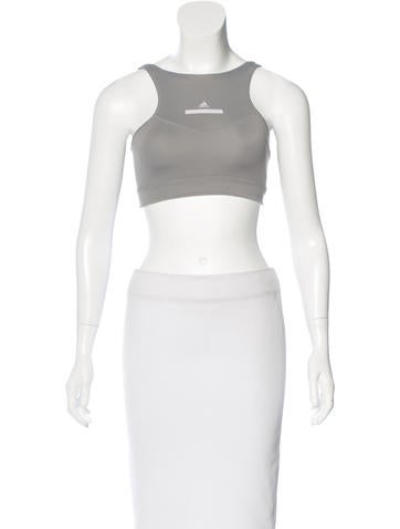 Stella McCartney for Adidas Cropped Athletic Top w/ Tags None