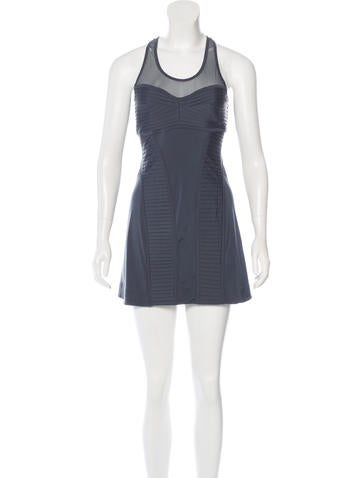 Stella McCartney for Adidas Pleated Sleeveless Top w/ Tags None