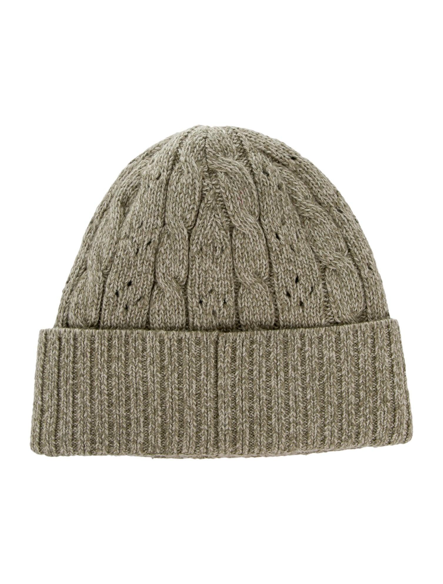 Knit Rib Stitch Hat : Stella McCartney for Adidas Rib Knit Beanie Hat - Accessories - W5S21200 Th...