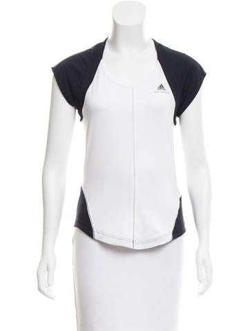 Stella McCartney for Adidas Colorblock Athletic Top None