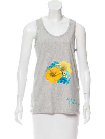 Stella McCartney for Adidas Floral Mélange Top w/ Tags None