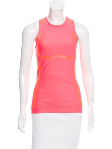 Stella McCartney for Adidas Sleeveless T-Shit Top w/ Tags None
