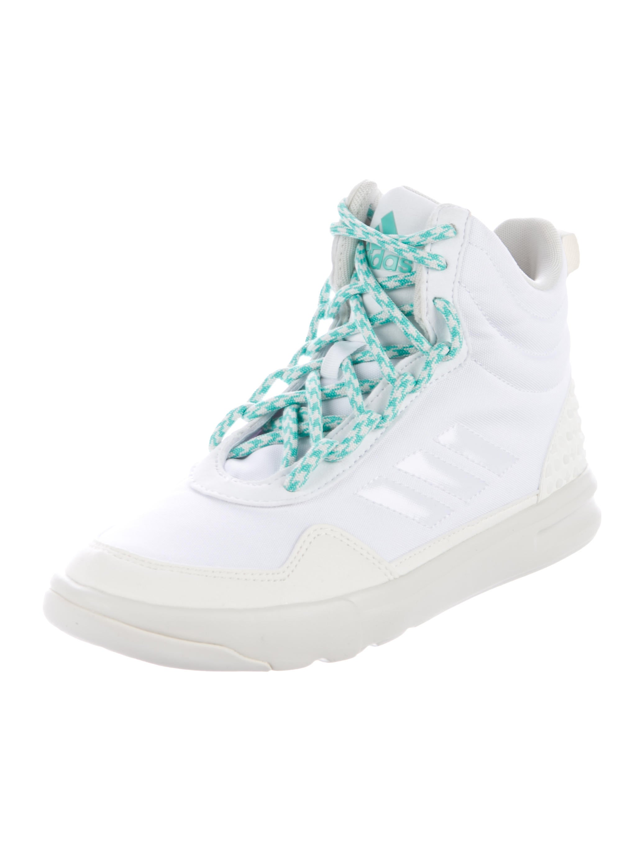 Stella McCartney for Adidas Irana High-Top Sneakers w/ Tags cheap geniue stockist EA43in8