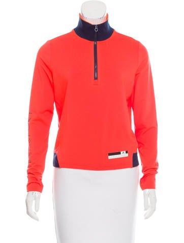 Stella McCartney for Adidas Long Sleeve Athletic Top None