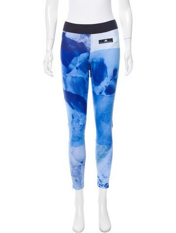 Stella McCartney for Adidas Run Stone Leggings w/ Tags None
