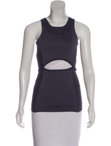 Stella McCartney for Adidas Sleeveless Cutout Top w/ Tags None