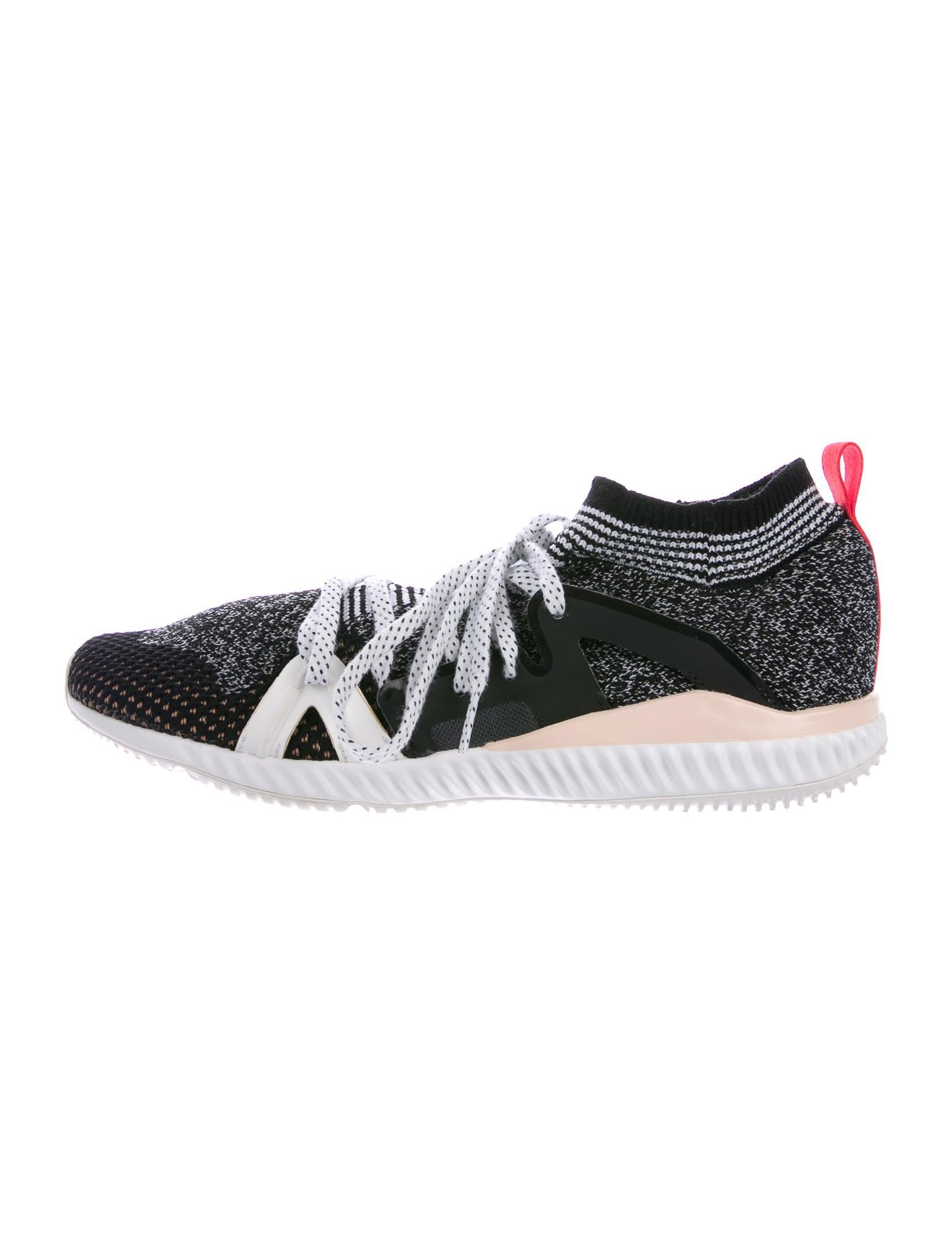 Stella para McCartney para Adidas Crazymove Crazymove Bounce 19994 Knit Sneakers Shoes 2613336 - hvorvikankobe.website