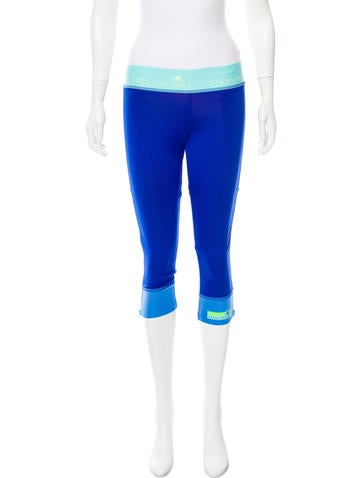 Stella McCartney for Adidas Low-Rise Leggings None