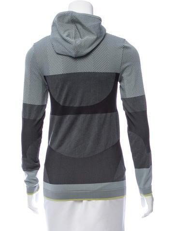Athletic Pull-Over Sweatshirt