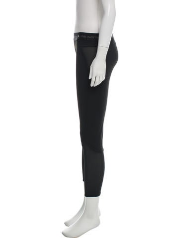 For Low Accented Adidas Mesh Stella Leggings Mccartney Rise ztYwF5q