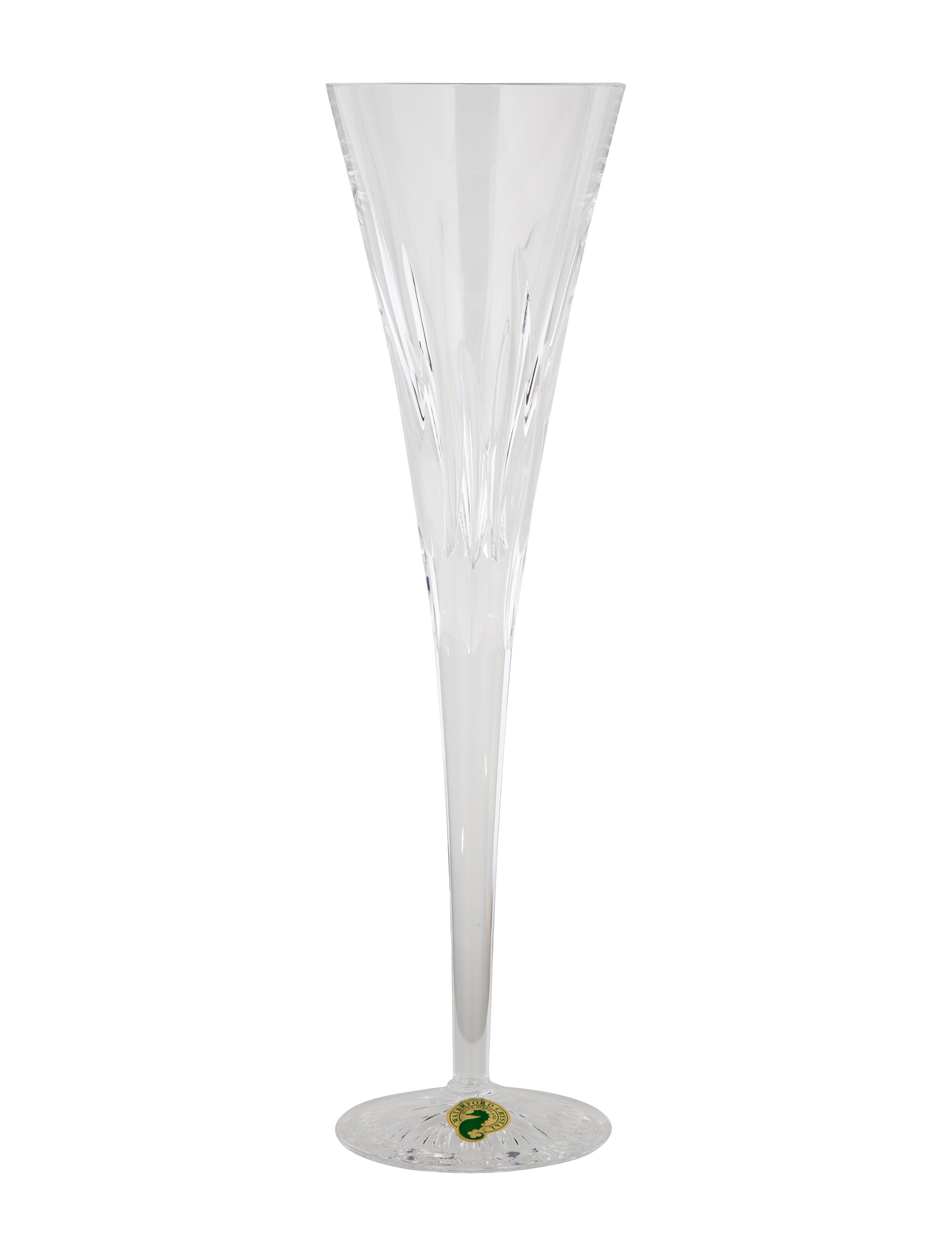 Waterford crystal times square 100th anniversary champagne - Waterford crystal swimming pool times ...