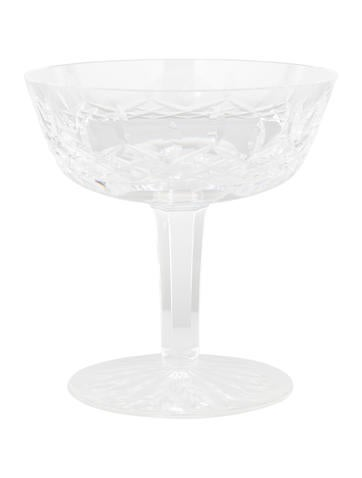 Waterford crystal lismore champagne coupes tabletop and kitchen w5w22340 the realreal - Waterford champagne coupe ...