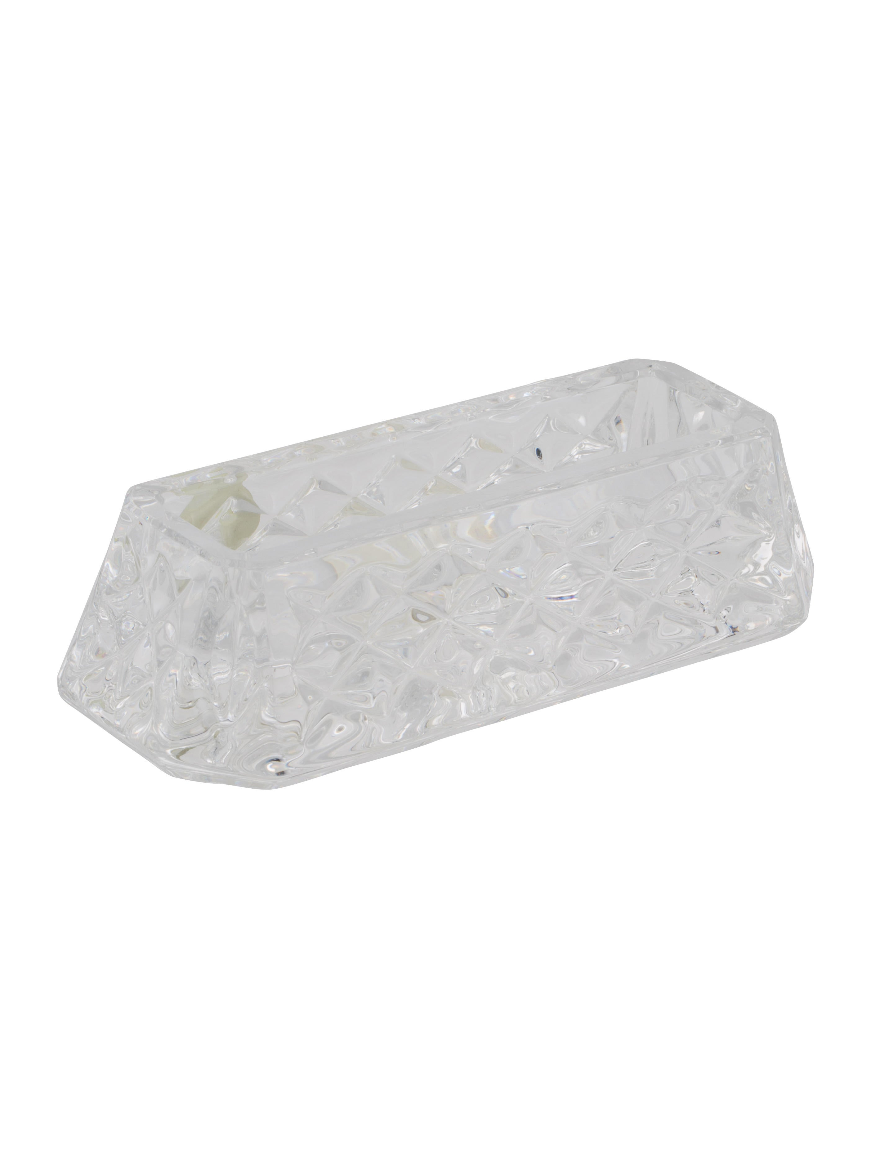 Waterford Crystal Westover Business Card Holder W5W23016 | The RealReal