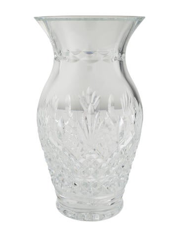 Tiffany Co Crystal Floral Vase Decor And Accessories Tif73470
