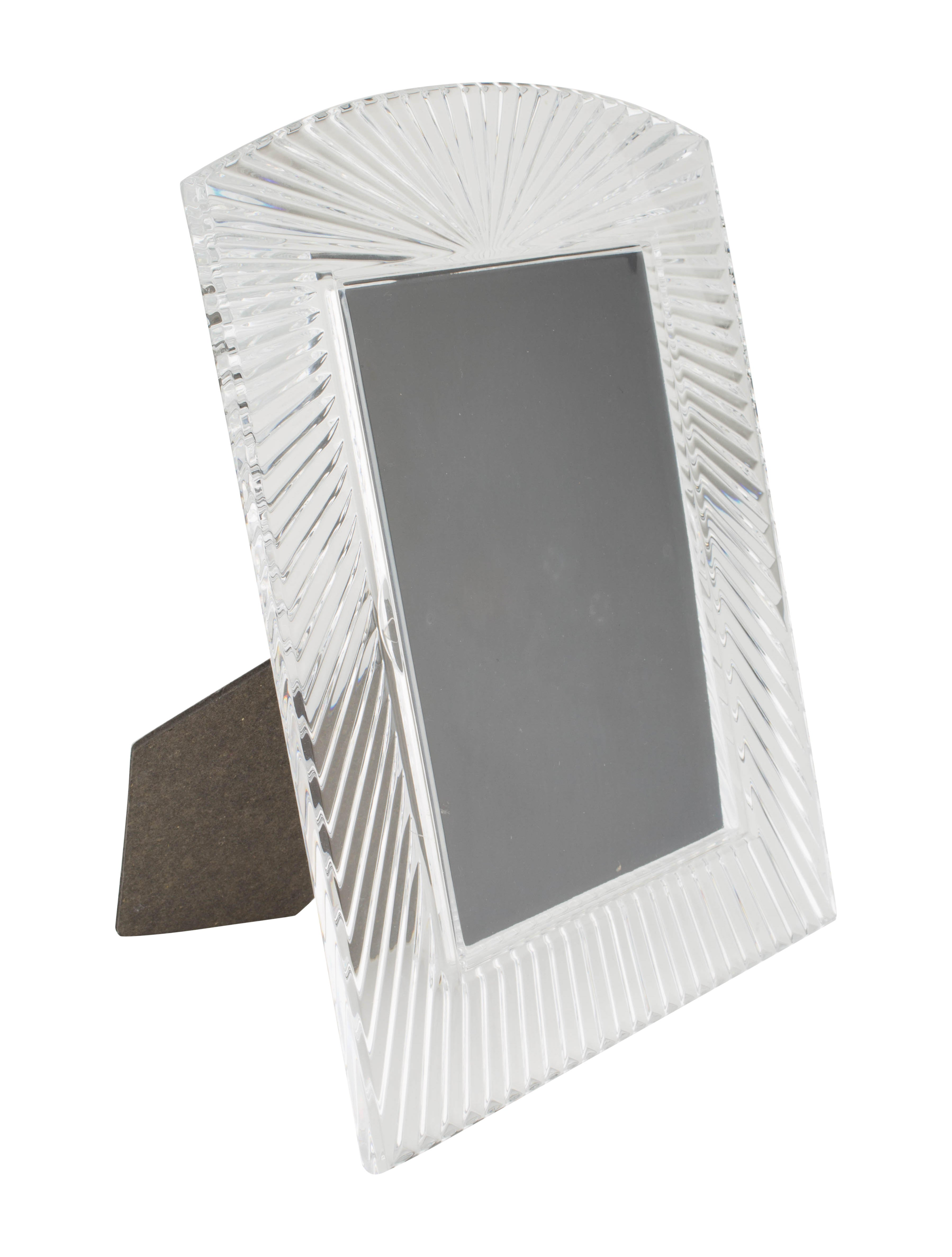 Waterford Millennium Picture Frame - Decor And Accessories ...