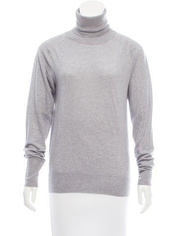 6397 Wool Turtleneck Sweater None