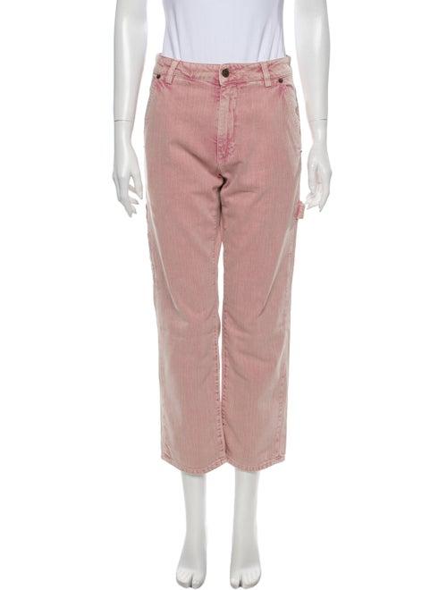 6397 Carpenter Straight Leg Jeans Pink