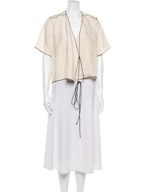 Apiece Apart Silk Pajamas