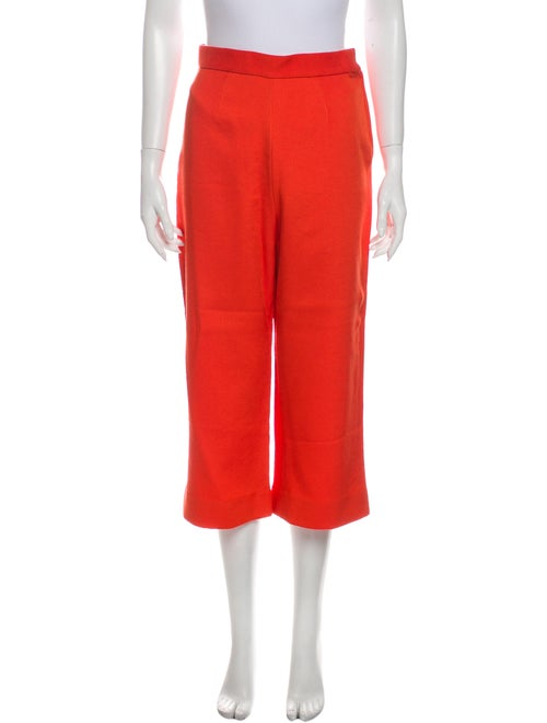 Apiece Apart Wide Leg Pants Orange