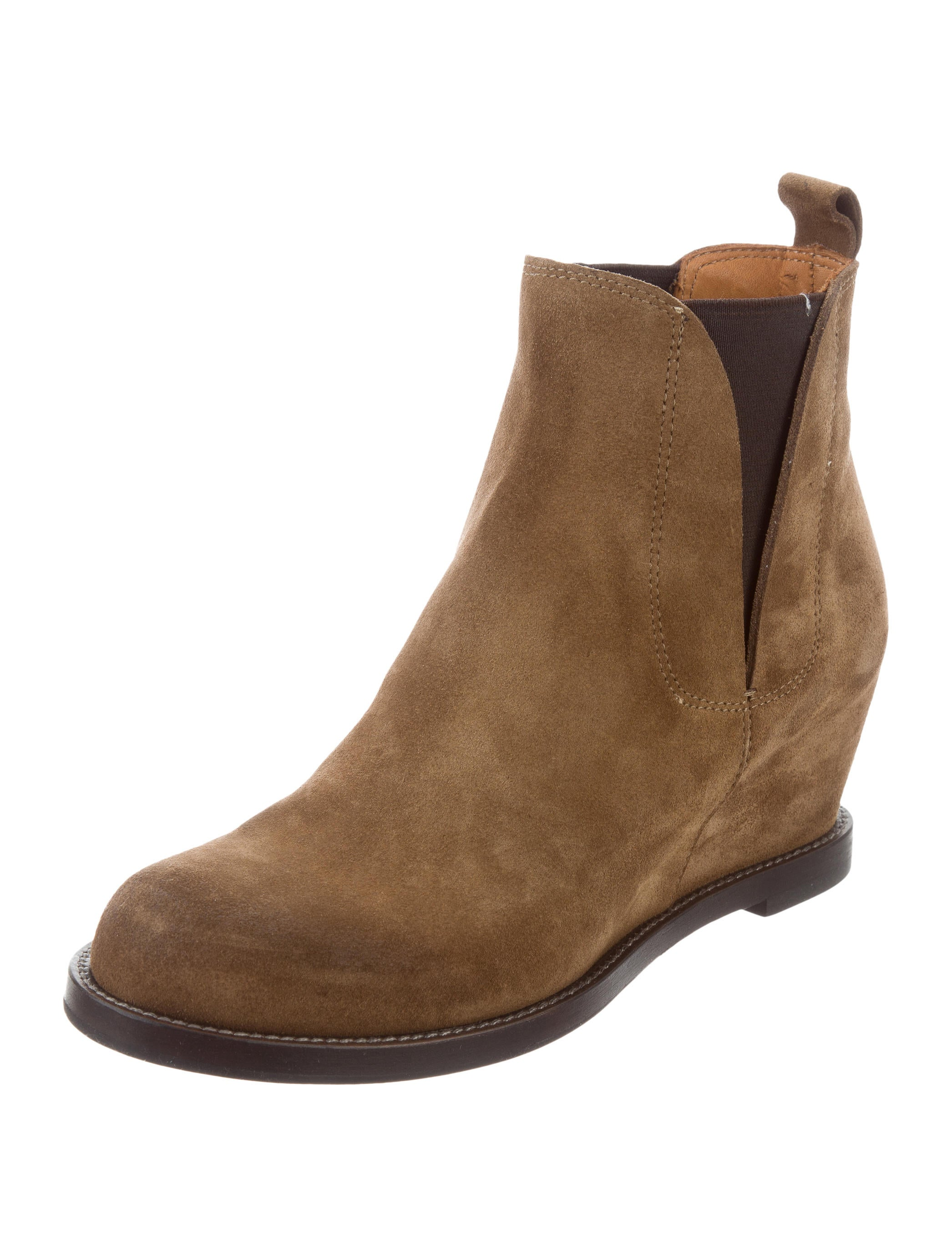 Buttero Suede Round-Toe Booties w/ Tags with paypal cheap online discount pick a best outlet comfortable 9rSn8