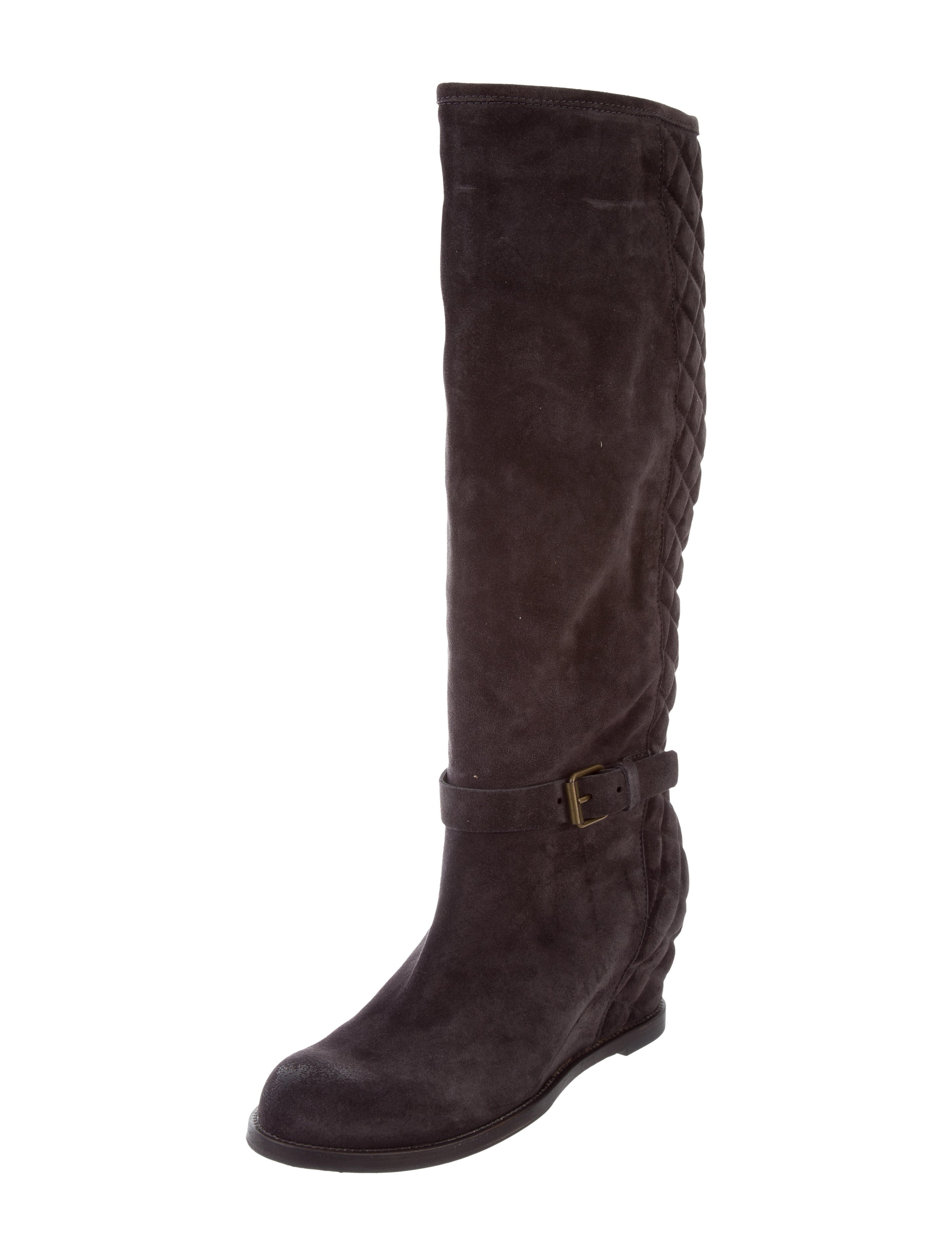 Buttero Quilted Knee-High Boots w/ Tags outlet discount authentic 0tqPiFxC