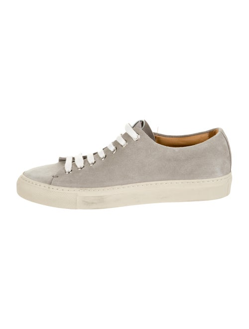 Buttero Tanina Sneakers Suede Sneakers Grey