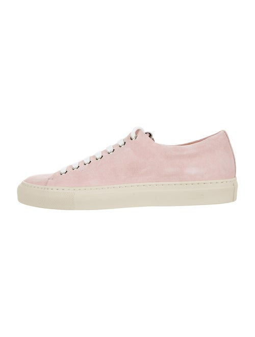Buttero Tanina Sneakers Suede Sneakers Pink