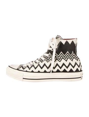 Missoni for Converse Sneakers
