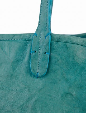 Leather Tote w/ Tags