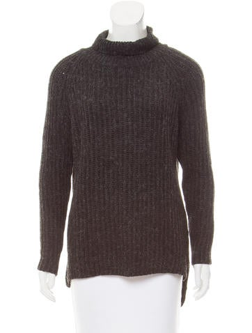 Anine Bing Textured Knit Sweater None