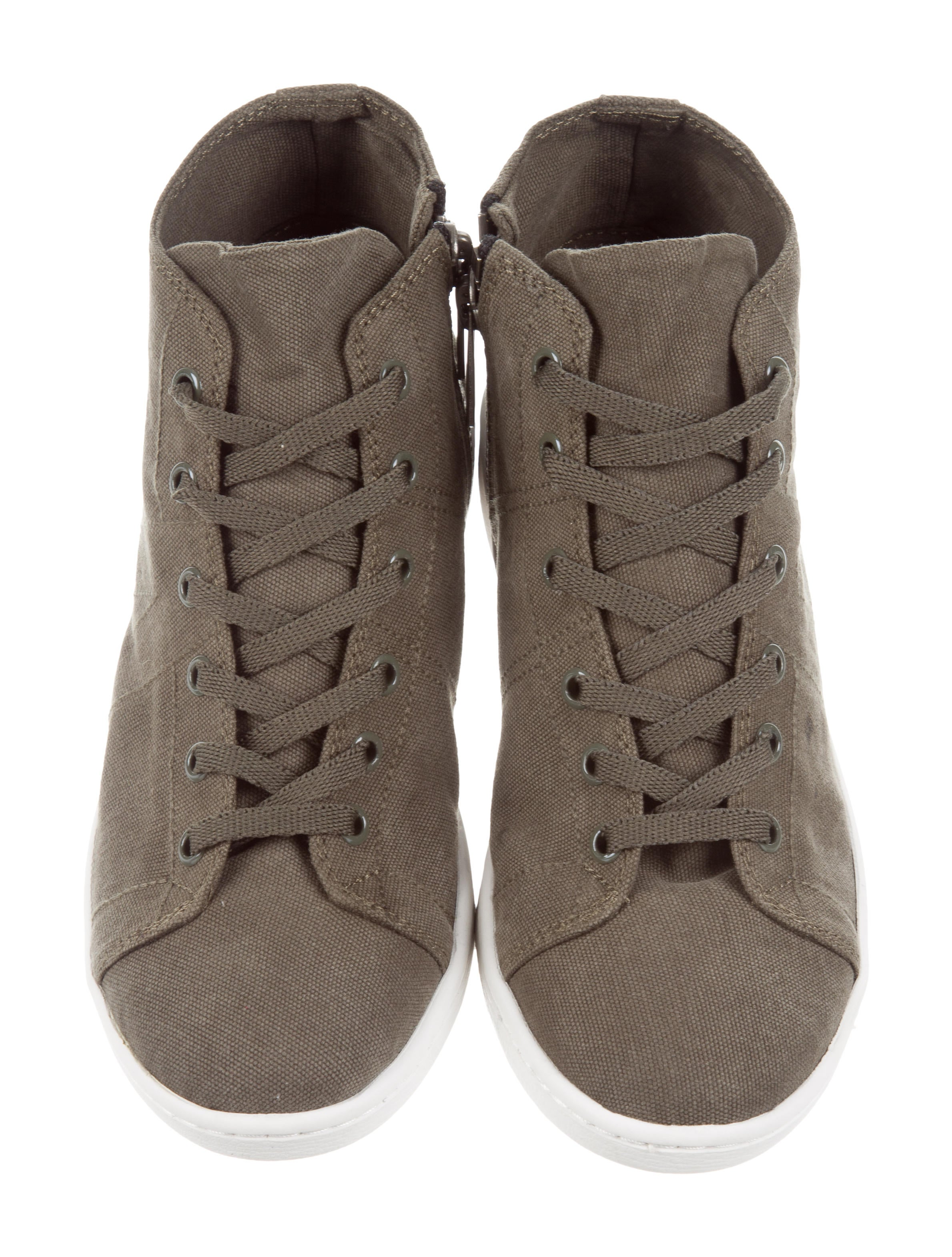 best sale for sale Anine Bing Lily Canvas Sneakers w/ Tags fashionable cheap price footlocker for sale cheap sale view Cheapest cheap price EcMuCviM