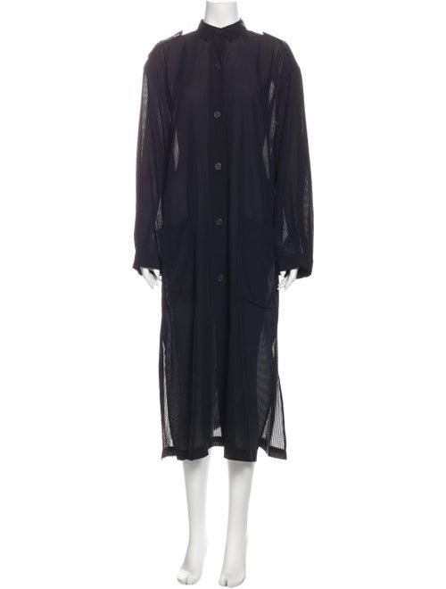Anine Bing Long Dress Black