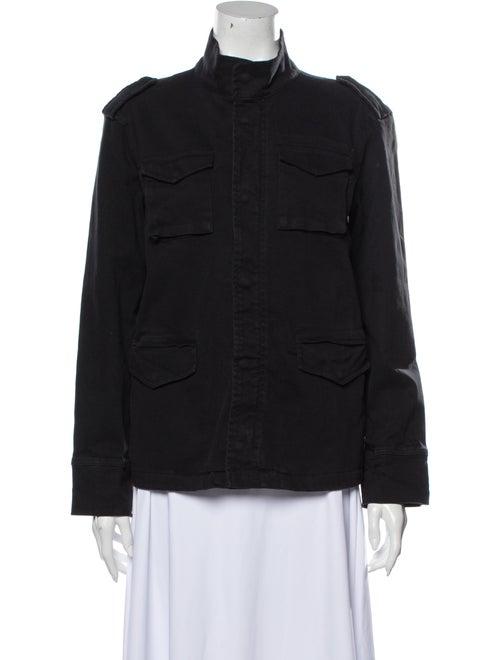 Anine Bing Utility Jacket Black