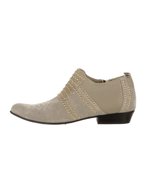 Anine Bing Suede Boots