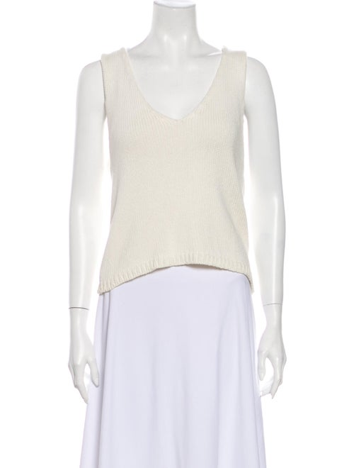 Anine Bing V-Neck Sweater - image 1