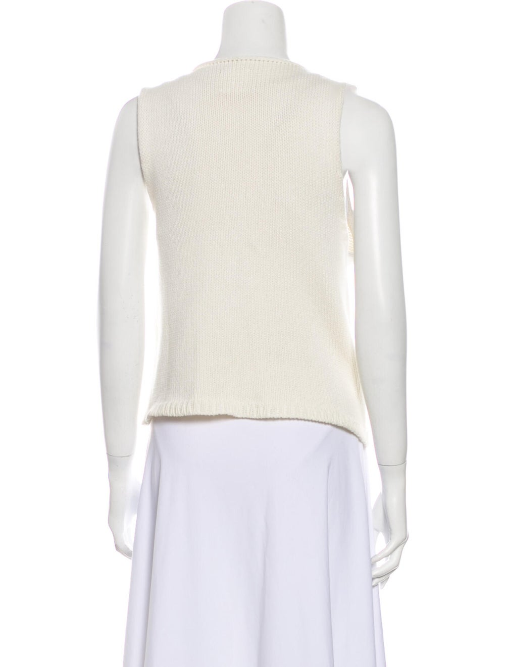 Anine Bing V-Neck Sweater - image 3