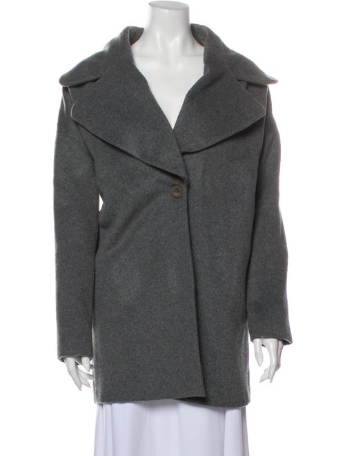 Anine Bing Wool Coat Wool
