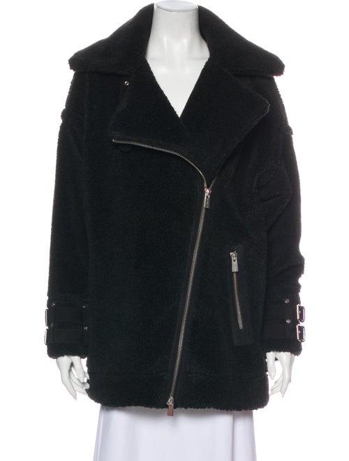 Anine Bing Coat Black