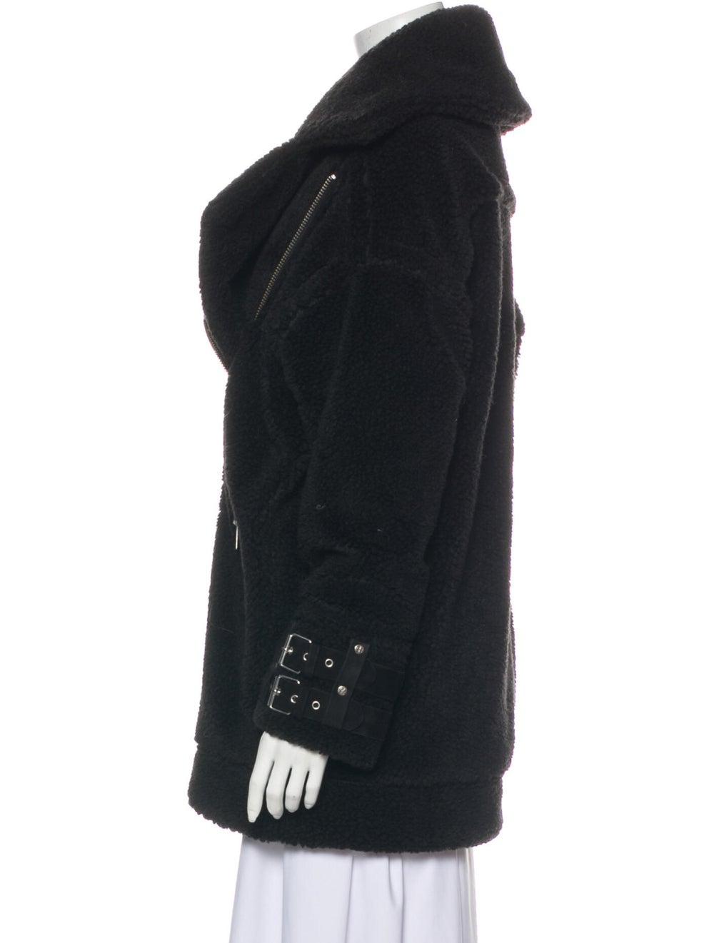 Anine Bing Coat Black - image 2