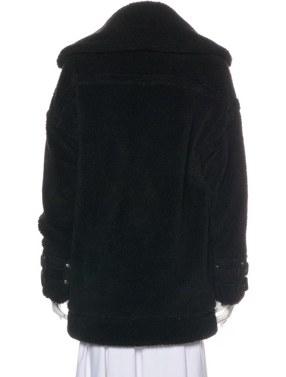 Anine Bing Coat Black - image 3