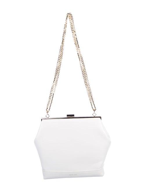 Anine Bing Leather Shoulder Bag White