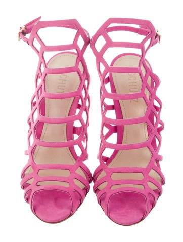 Juliana Cage Sandals w/ Tags