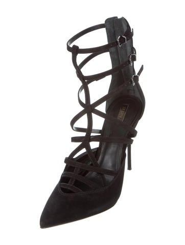 Schutz Paluda Caged Pumps w/ Tags quality free shipping for sale how much for sale VvvLu