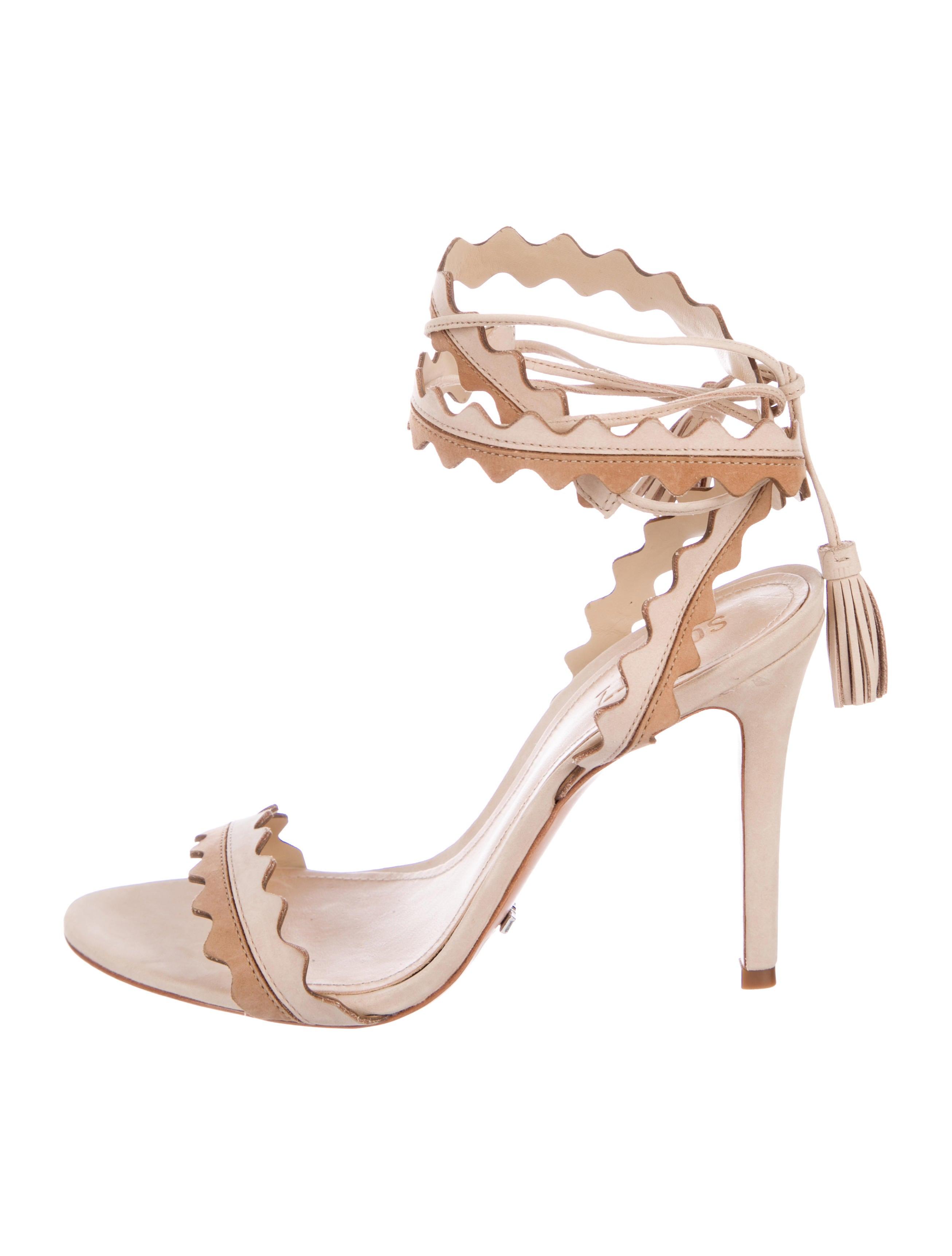 Schutz Liana Leather Sandals outlet store online oT2kO0