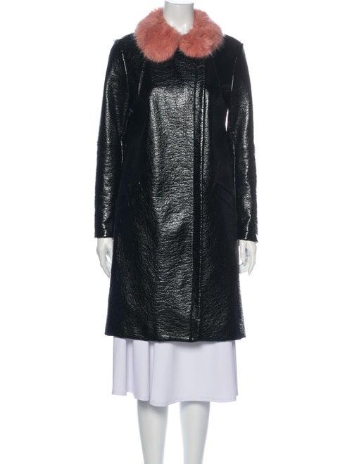 Shrimps Coat Black