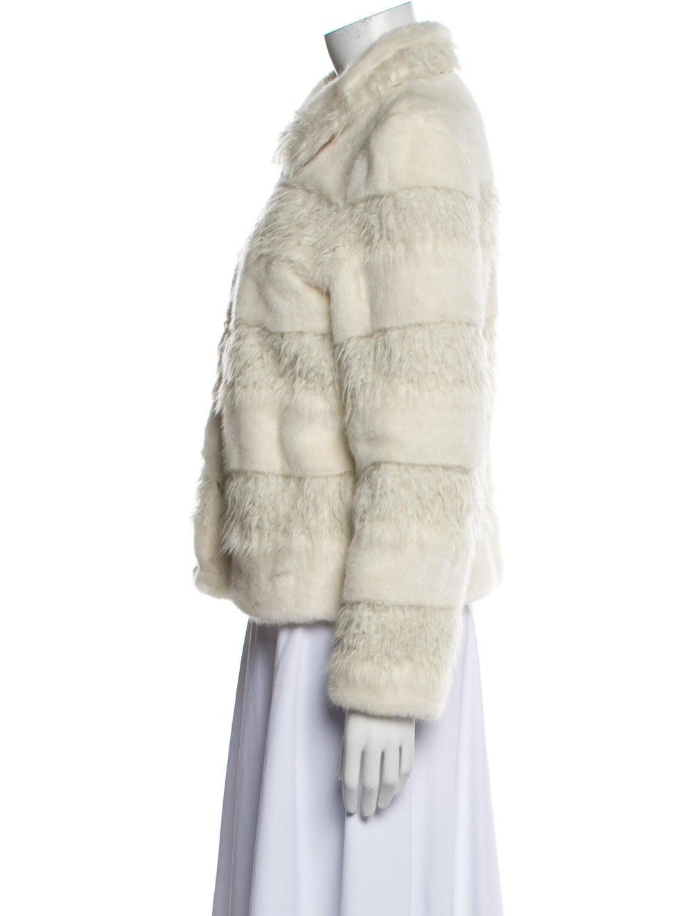 Shrimps Faux Fur Jacket - image 2