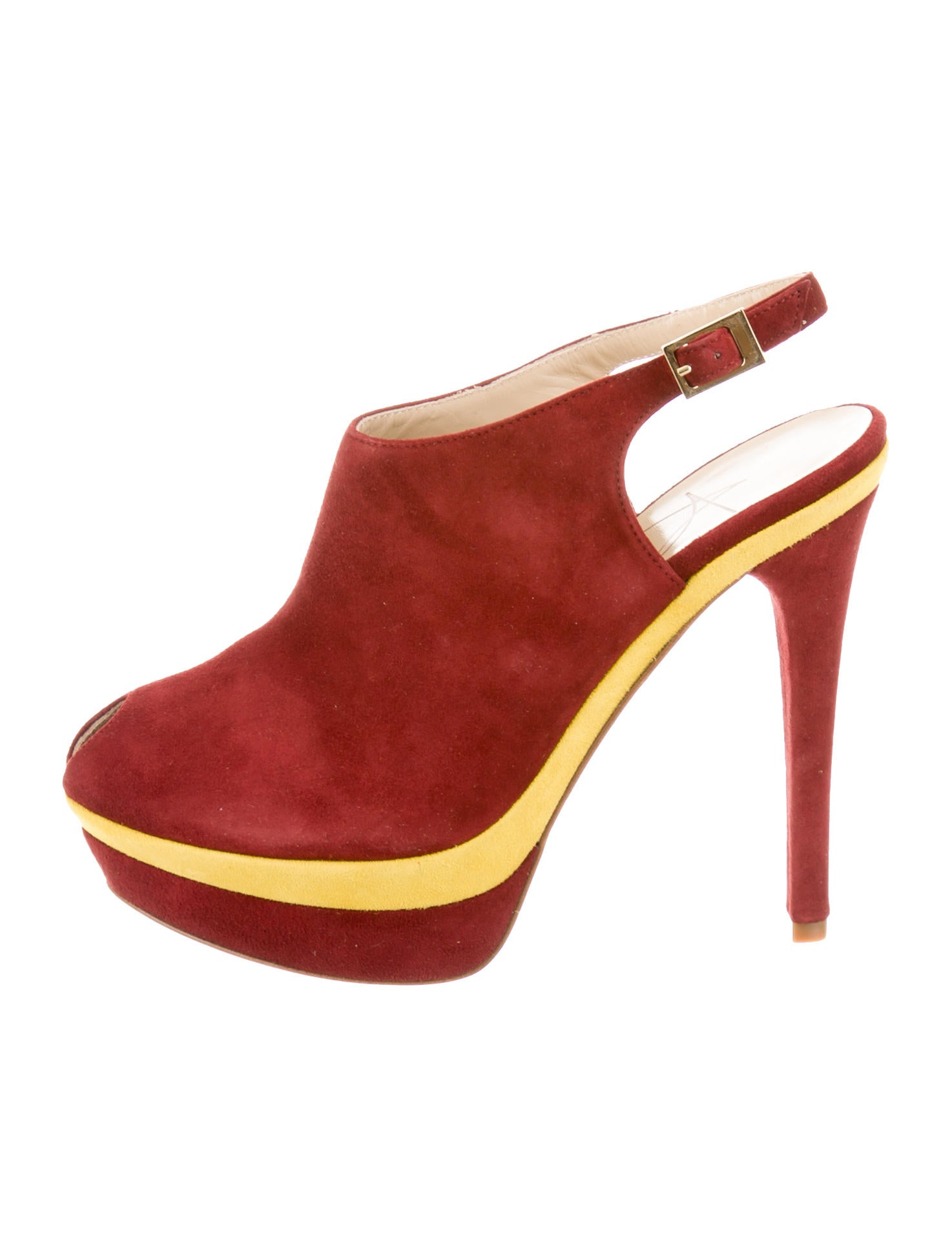 Abel Muñoz Peep-Toe Leather Booties exclusive sale recommend clearance store cheap price yws7i8feu