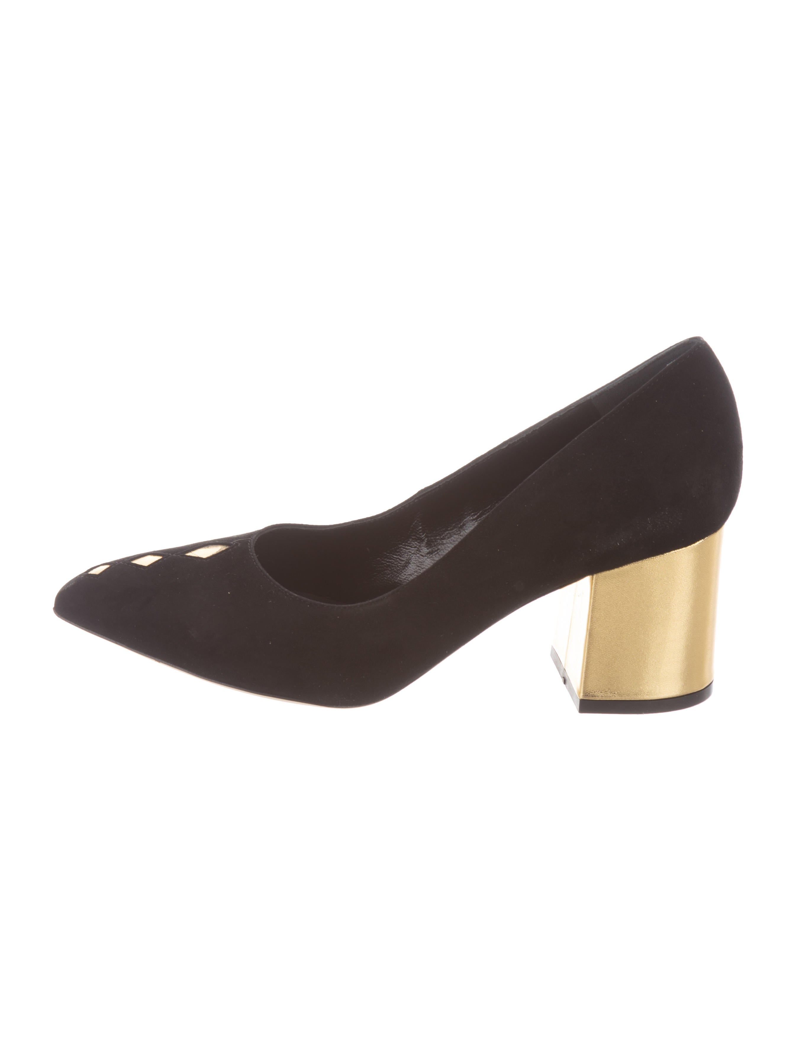 very cheap online Abel Muñoz Leather Pointed-Toe Pumps sale really brand new unisex cheap price latest cheap online PfVudJrvei